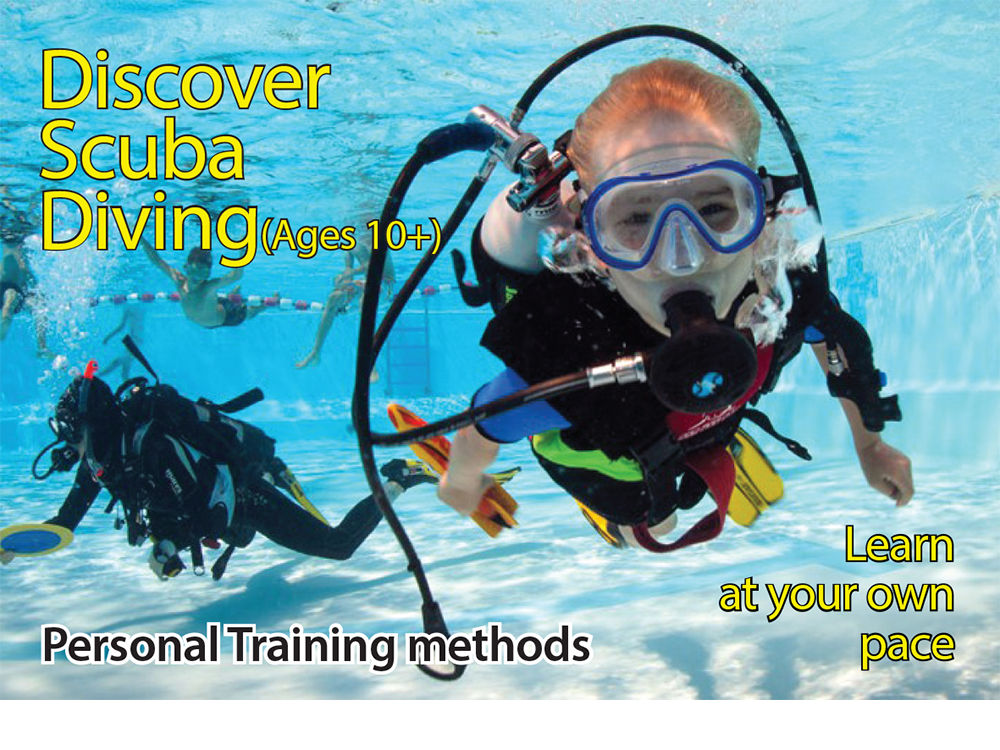 Cool Divers Latchi - kids diving